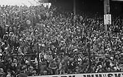 All Ireland Minor Football Final, Tyrone v Kerry.A selection of the Tyrone crowd of supporters at the match...28.09.1975  28th September 1975