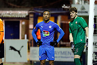 Alex Reid. Stockport County FC 2-1 Barnet FC. Vanarama National League. Edgeley Park. 16.3.21
