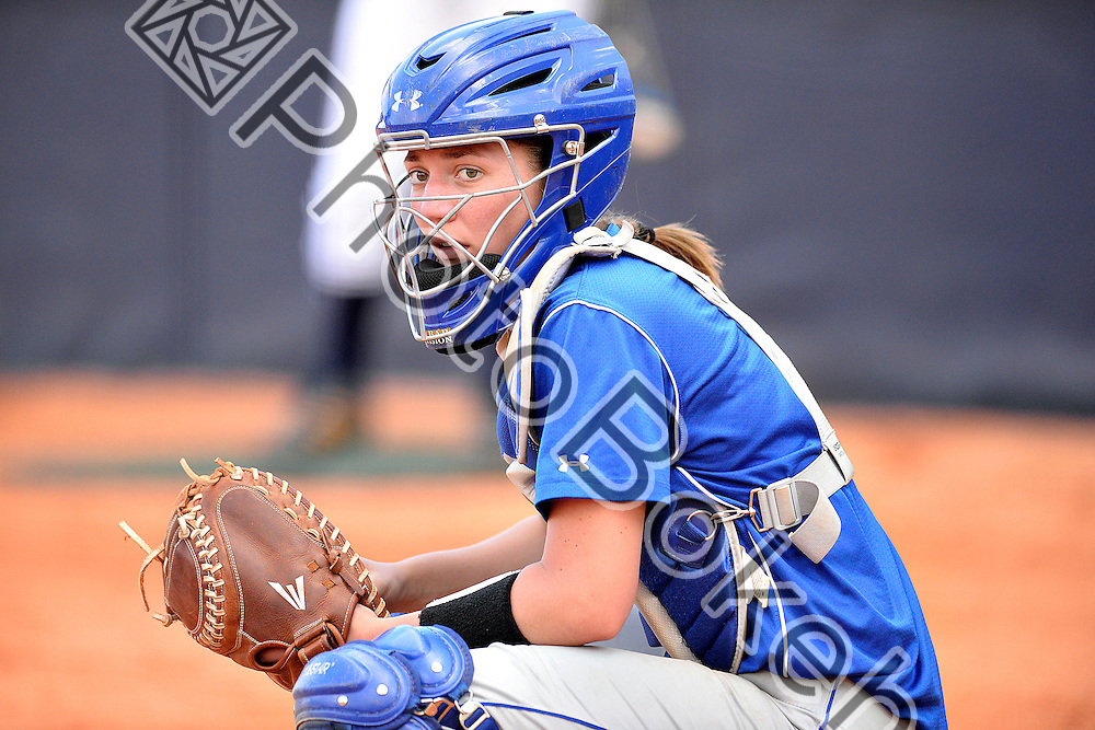 2015 March 17 - UMass Lowell's Emilia Davies (4). Florida International University defeated UMass Lowell, 9-1, in 6 innings at Felsberg Field, Miami, Florida. (Photo by: Alex J. Hernandez / photobokeh.com) This image is copyright by PhotoBokeh.com and may not be reproduced or retransmitted without express written consent of PhotoBokeh.com. ©2015 PhotoBokeh.com - All Rights Reserved