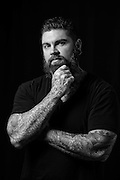 Josh Wrede Tattoos