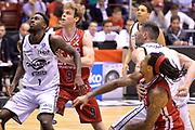 DESCRIZIONE : Milano Lega A 2014-15 EA7 Emporio Armani Milano vs Granarolo Bologna playoff Quarti di Finale gara 2 <br /> GIOCATORE : White Okaro<br /> CATEGORIA : Tagliafuori<br /> SQUADRA : Granarolo Bologna<br /> EVENTO : PlayOff Quarti di finale gara 2<br /> GARA : EA7 Emporio Armani Milano vs Granarolo Bologna PlayOff Quarti di finale Gara 2<br /> DATA : 20/05/2015 <br /> SPORT : Pallacanestro <br /> AUTORE : Agenzia Ciamillo-Castoria/Mancini Ivan<br /> Galleria : Lega Basket A 2014-2015 Fotonotizia : Milano Lega A 2014-15 EA7 Emporio Armani Milano vs Granarolo Bologna  playoff quarti di finale  gara 2 Predefinita :