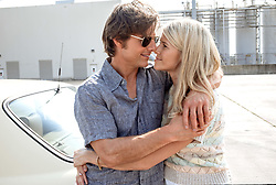 RELEASE DATE: September 29, 2017 TITLE: American Made STUDIO: Universal Pictures DIRECTOR: Doug Liman PLOT: A pilot lands work for the CIA and as a drug runner in the south during the 1980s. STARRING: TOM CRUISE as Barry Seal, SARAH WRIGHT as Lucy Seal. (Credit Image: ? Universal Pictures/Entertainment Pictures/ZUMAPRESS.com)