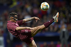 March 22, 2019 - Madrid, Madrid, Spain - Roberto Rosales (Espanyol) of Venezuela  in action during the international friendly match between Argentina and Venezuela at Wanda Metropolitano Stadium in Madrid, Spain on March 22 2019. (Credit Image: © Jose Breton/NurPhoto via ZUMA Press)