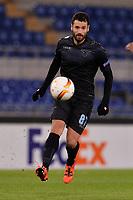 Antonio Candreva Lazio.<br /> Roma 26-11-2015 Stadio Olimpico, Football Calcio 2015/2016 Europa League. Lazio - Dnipro. Foto Antonietta Baldassarre / Insidefoto