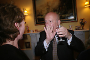 Julian Fellowes, Richard and Basia Briggs host a party to celebrate Leopold the Horse's 21st Birthday. 35 Sloane Gdns. London SW1. -DO NOT ARCHIVE-© Copyright Photograph by Dafydd Jones. 248 Clapham Rd. London SW9 0PZ. Tel 0207 820 0771. www.dafjones.com.