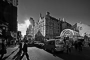 London, around Liverpool Station, United Kingdom