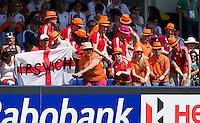 THE HAGUE - South Africa (RSA) vs England. public. COPYRIGHT KOEN SUYK