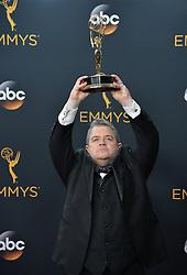Patton Oswalt  im Press Room bei der Verleihung der 68. Primetime Emmy Awards in Los Angeles / 180916<br /> <br /> *** 68th Primetime Emmy Awards in Los Angeles, California on September 18th, 2016***