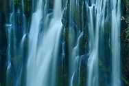 Oceania, New Zealand, Aotearoa, North Island, Tongariro ,National Park, Taranaki Falls