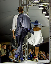 """12 Nov 2016 <br /> <br /> The 2016 Graduate Weekend at FEDISA was again a roaring success. Saturday evening saw the presentation of 258 models to an audience of 600 guests on the fully tented FEDISA Event Deck on the 3rd floor rooftop of the Cape Town campus building. The event was magnificently staged under the creative direction of FEDISA's CEO, Mr Allen Leroux. FEDISA staff and students were all hands on deck for a production that elicited comments of """"world class, international standard and unbelievable that this is a student show!"""" Guests included friends and family, industry and media, as well as a film crew following some of the international models cast for the show in a reality television series.<br /> <br /> #fedisagcs2016"""