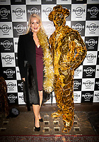 Friederike Krum at the Hard Rock Cafe celebrity-studded Christmas party for children's charity Fight For Life LONDON, 2 December 2019