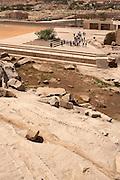 Quarry of the unfinished obelisk, Aswan, Egypt