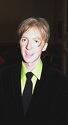 Milliner MR PHILIP TREACY, at a dinner in London<br />  on 23rd May 2000.OEL 15