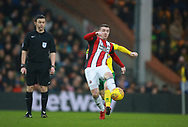 Sheffield United's John Fleck during the EFL Sky Bet Championship match between Norwich City and Sheffield Utd at Carrow Road, Norwich, England on 20 January 2018. Photo by John Marsh.