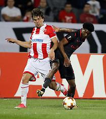Crvena Zvezda vs Arsenal - 19 October 2017