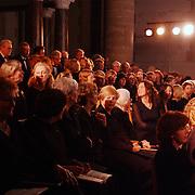 Concert Johannes Passion Grote Kerk Weesp.koor