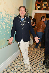 JONATHAN ROSS at the Grand opening of Library - a new members club at 112 St Martin's Lane, London on 25th June 2014.