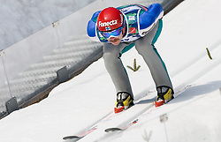 AHONEN Janne, Lahden Hiihtoseura, FIN  competes during Flying Hill Individual Trial Round at 3rd day of FIS Ski Flying World Championships Planica 2010, on March 20, 2010, Planica, Slovenia.  (Photo by Vid Ponikvar / Sportida)