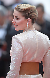 Les Miserable premiere at the 72nd Cannes Film Festival. 15 May 2019 Pictured: Amber Heard. Photo credit: MEGA TheMegaAgency.com +1 888 505 6342