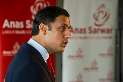 Anas Sarwar has launched his campaign for Scottish Labour leader with the support of over 65 councillors as nominations open in the election.<br /> Mr Sarwar said his campaign will focus on how to rebuild the party and the country, ensuring there is a 'Covid Recovery Parliament' that prioritises jobs and the NHS.