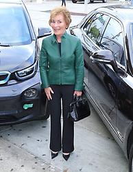 Judge Judy Sheindlin is seen in West Hollywood, CA.
