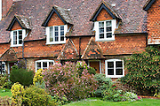 Townhouse and gardens in Hascomb, UK.