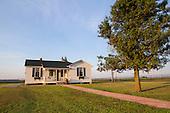 Johnny Cash Boyhood Home Dyess Arkansas