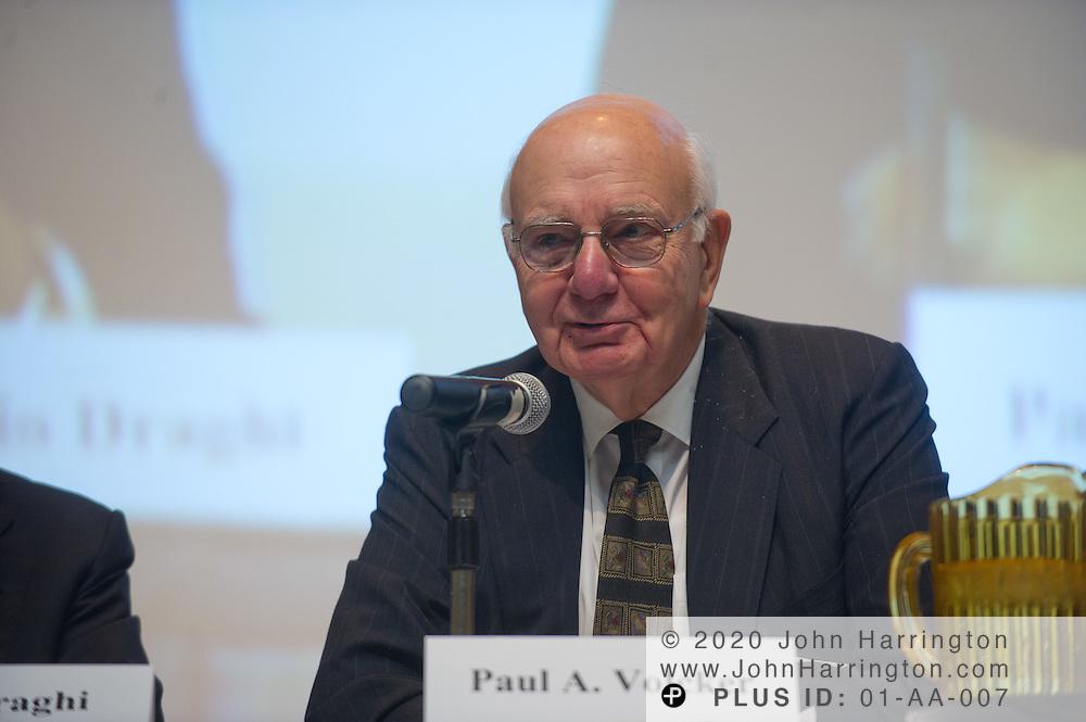 Seminar and reception at the Inter American Development Bank