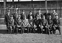 1916 veterans in Croke Park as part of the fifitieth anniversary commemorations of the Easter Rising in 1966. (Part of the Independent Newspapers Ireland/NLI Collection)