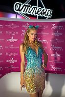25/Julio/2015 Islas Baleares. Ibiza<br /> La empresaria, modelo, actriz, cantante, diseñadora y DJ estadounidense París Hilton en la discoteca Amnesia.<br /> <br /> © JOAN COSTA