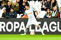 Hiroki Sakai of Marseille during the Europa League match between Olympique Marseille and Apollon Limassol on December 13, 2018 in Marseille, France. (Photo by Alexandre Dimou/Icon Sport)