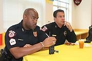 Peck Elementary Police Mentorship