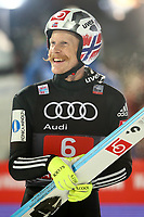 BISCHOFSHOFEN,AUSTRIA,06.JAN.18 -  NORDIC SKIING, SKI JUMPING - FIS World Cup, Four Hills Tournament, large hill. Image shows Robert Johansson (NOR).<br /> <br /> Norway only
