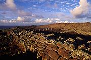 Mo'okini Heiau, North Kohala Coast, Island of Hawaii, Hawaii, USA<br />