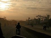 Vietnam, Son La province: outside Son La town