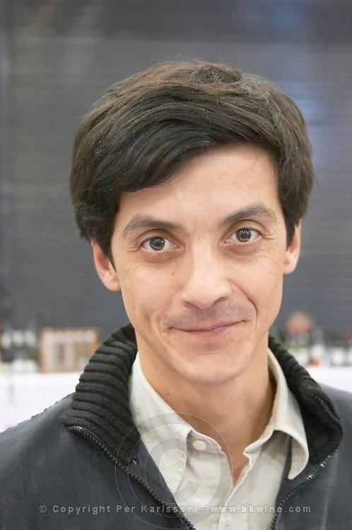 Francois Combard owner domaine st andre de figuiere provence france