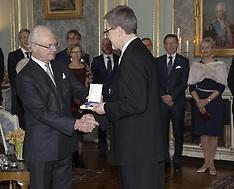 Sweden: Presentation of the Prince Eugen Medal