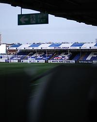A general view of Memorial Stadium - Mandatory by-line: Will Cooper/JMP - 18/11/2020 - FOOTBALL - Memorial Stadium - Bristol, England - Bristol Rovers v Chelsea U21 - Papa John's Trophy