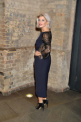 PIPS TAYLOR at the SeriousFun Children's Network London Gala held at The Roundhouse, Chalk Farm Road, London on 3rd November 2016.