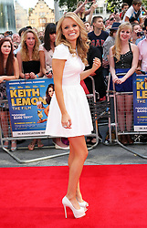 Rosie Parker arriving at the premiere of Keith Lemon The Film in London, Monday, 20th August 2012. Photo by: Stephen Lock / i-Images