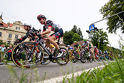 Vegard Stake Laengen of UAE during 2nd Stage of 25th Tour de Slovenie 2018 cycling race between Maribor and Rogaska Slatina (152,7 km), on June 14, 2018 in  Slovenia. Photo by Matic Klansek Velej / Sportida
