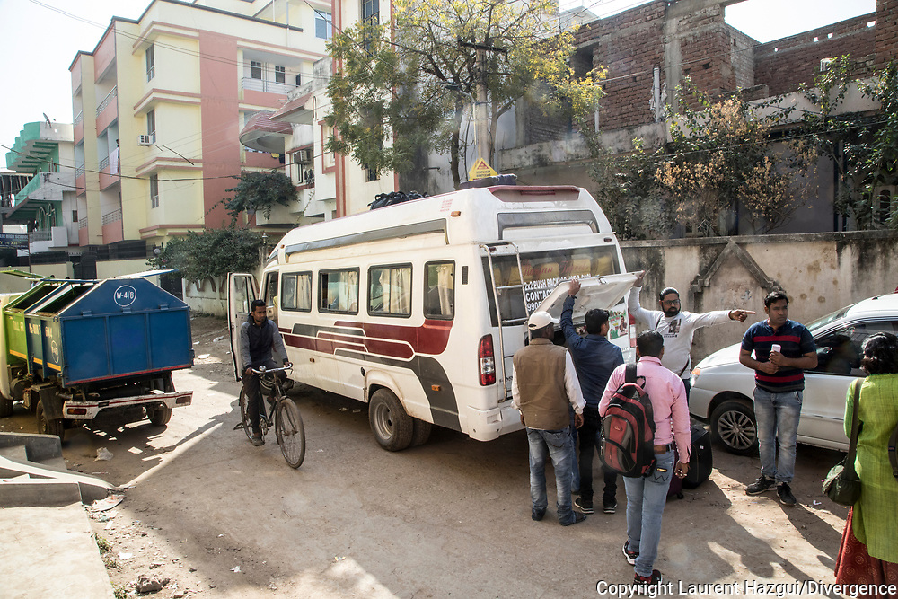 25022019. INDE. BIHAR. La caravane de la paix Karwan-e-Mohabbat. PATNA.