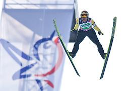 19.03.2010, Planica, Kranjska Gora, SLO, FIS SKI Flying World Championships 2010, Flying Hill Individual, im Bild Noriaki Kasai, ( JPN, #25 ), EXPA Pictures © 2010, PhotoCredit: EXPA/ J. Groder