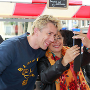 NLD/Amsterdam/20130701 - Keti Koti Ontbijt 2013 op het Leidse Plein, Waldemar Torenstra