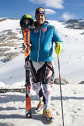 07.10.2014, Moelltaler Gletscher, Flattach, AUT, OeSV Medientag, im Bild Mario Matt (AUT) // Austria Skiracer Mario Matt pose for a Photo during the media day of Austria Ski Federation OSV at Moelltaler glacier in Flattach, Austria on 2014/10/07. EXPA Pictures © 2014, PhotoCredit: EXPA/ Johann Groder