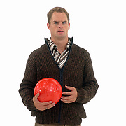 Opname commercial C&A / cliniclowns, Frank de Boer