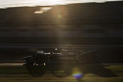 October 17, 2018 - Valencia, Spain - 03 PIQUET JR Nelson (bra), Panasonic Jaguar Racing Team during the Formula E official pre-season test at Circuit Ricardo Tormo in Valencia on October 16, 17, 18 and 19, 2018. (Credit Image: © Xavier Bonilla/NurPhoto via ZUMA Press)
