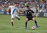 Arg at Los Angeles Coliseum<br /> Argentina vs Guatemala<br /> Los Angeles Coliseum<br /> Los Angeles CA<br /> September 7th 2018