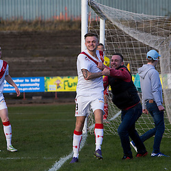Albion Rover 0 v 2 Airdrie, Scottish League One 5/11/2016 at Cliftonhill.