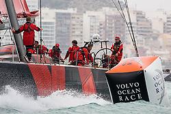 © Sander van der Borch.Alicante, 11 October 2008. Start of the Volvo Ocean Race. Puma.